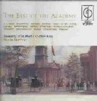 Academy of St Martin-In-The-Field / Marr - Best of the Academy (CD, Imported): Academy of St Martin-In-The-Field / Marr