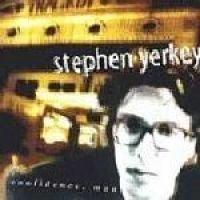 Stephen Yerkey - Confidence Man (CD): Stephen Yerkey