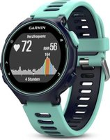 Garmin Forerunner 735XT Advanced GPS Multisport Watch with Garmin Elevate Heart Rate Monitor (Blue):
