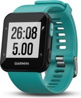 Garmin Forerunner 30 GPS Running Watch with Wrist-based Heart Rate (Turquoise):