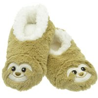 Snoozies!® Sloth Furry Foot Pals: