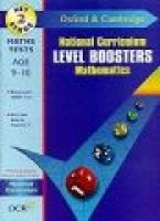 Oxford and Cambridge Workbook: Level Boosters - Maths - 9-10 (Paperback):