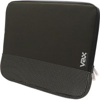 "VAX Barcelona Fontana 13.5"" Notebook Sleeve (Olive and Silver):"