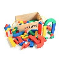 Planx Large Block Set - Coloured (100 Pieces):