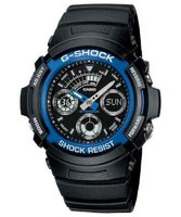 Casio G-SHOCK AW-591-2A Analog-Digital Men's Watch: