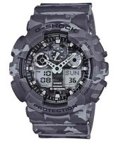 Casio G-SHOCK GA-100CM-8A Men's Watch: