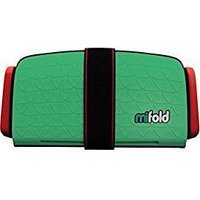 Mifold Grab & Go Car Booster Seat (Lime Green):