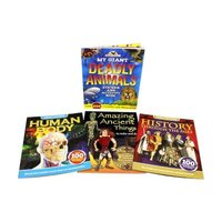 Home Project 4-Book Collection For Kids (Paperback):