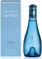 Davidoff Cool Water Woman Eau De Toilette (100ml) - Parallel Import: