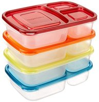 Lunch Box Set (1.1 Litres | 4 Pieces):