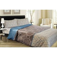 Lush Living Rhapsody Duvet Cover Set (King):