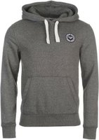SoulCal Mens Signature OTH Hoodie (Dark Charcoal M):