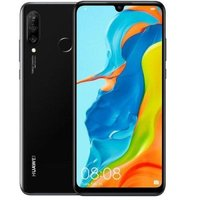 "Huawei P30 lite 6"" Octa-Core Smartphone (128GB)(Android 9.0 (Pie))(Midnight Black):"