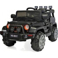 Jeronimo Buggy 2.0 Ride-On (Black):