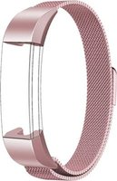 Linxure Milanese Strap for the Fitbit Alta Rose Gold - Large: