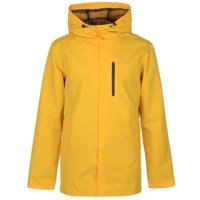 Jack & Jones Mens Rain Jacket (Gold Fusion) [Parallel Import]: