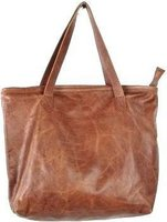 King Kong Leather Shopper Bag (Pecan):