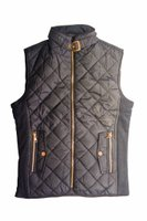 Lobo Padded Gilet (Black) - Parallel Import:
