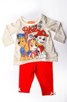 Paw Patrol Infant Pyjamas (Red):