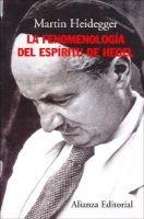 La Fenomenologia del Espiritu de Hegel (English, Spanish, Paperback): Martin Heidegger