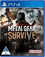 Metal Gear Survive (PlayStation 4, Blu-ray disc):
