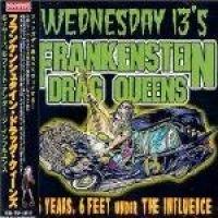 Wednesday 13's Frankenstein - Drag Queens from Planet 13 (CD): Wednesday 13's Frankenstein