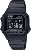Casio Retro Digital Wrist Watch (Black):