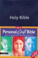NIRV Personal Gift Bible Leather-Look Navy Case of 28 (Book): Zondervan Publishing