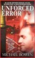 Unforced Error (Paperback): Michael Bowen