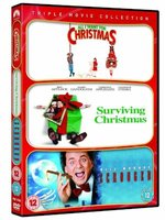 Christmas 3-Movie Collection - All I Want For Christmas / Surviving Christmas / Scrooged (DVD): Bill Murray, Ben Affleck, James...