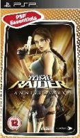 PSP Game - Tomb Raider Anniversary  (PSP, UMD Video): PSP Game