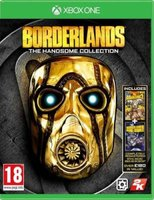 Borderlands: The Handsome Collection (XBox One, Blu-ray disc):
