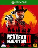 Red Dead Redemption 2 (XBox One):