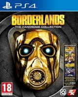 Borderlands: The Handsome Collection (PlayStation 4):