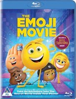 The Emoji Movie (Blu-ray disc):