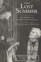 The Lost Summer (Hardcover): Duff