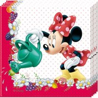 Minnie Jam Packed With Love - 2-Ply Paper Napkins (20 Pack):