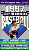 1997 Complete Handbook of Baseball (Paperback): Zander Hollander