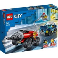 LEGO City Police Elite Police Driller Chase: