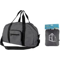 Travelquip Foldable Duffel Bag In Bag (48 X 30 X 27cm)(Grey/black):