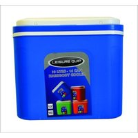 Leisure Quip Hardbody Coolerbox (10L) (Blue):
