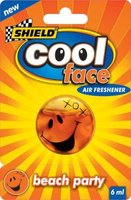 Shield Cool Face Freshener  (Beach Party) (6ml):