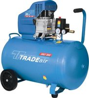 Tradeair 100L Direct Drive Compressors (1.5Kw / 2.0HP Lubricated):