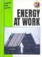 Energy at work: John Marshall