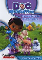 Doc McStuffin's Friendship Is The Best (DVD):