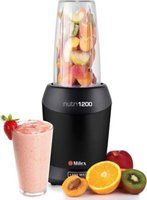 Milex Nutri1200 8-in-1 Nutritional Blender (Black):