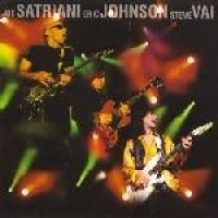 Various Artists - G3 - Live In Concert (CD): Joe Satriani, Vai, Johnson