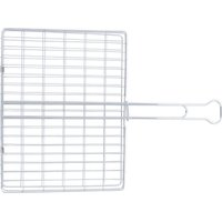 MegaMaster Chrome Folding Grid (500 x 400):
