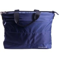 "Dicallo Ladies Laptop Bag - 15.6"" -Navy Blue:"