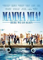 Mamma Mia: Here We Go Again (DVD): Christine Baranski, Pierce Brosnan, Dominic Cooper, Colin Firth, Andy Garcia, Lily James,...
